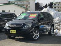 トヨタ ハリアーHV プレミアムSパッケージ 4WD 110万円