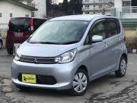 三菱 EKワゴン M 助手席電動シート付 4WD 70万円