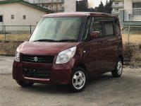 スズキ パレット X 4WD 38万円