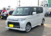 ダイハツ タント カスタムRS 4WD 105万円