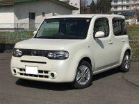 ニッサン キューブ 15X FOUR 4WD 73万円