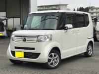 ホンダ N-BOX G Lパッケージ 4WD 87万円