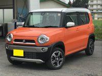 スズキ ハスラー X 4WD 130万円