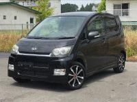 ダイハツ ムーヴ カスタムX 4WD 60万円