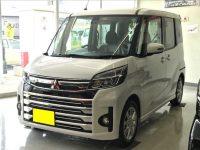 未使用車 三菱 EKスペース カスタムG E-アシスト 4WD 167.5万円