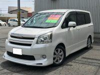 トヨタ ノア S 4WD 120万円