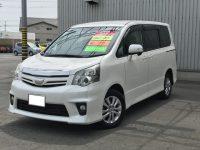 トヨタ ノア Si 4WD 115万円