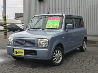 スズキ アルトラパン G 4WD 28万円