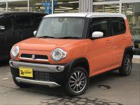 スズキ ハスラー X 4WD 108万円