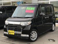 ダイハツ タント カスタムVセレクション 4WD 40万円