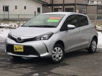 トヨタ ヴィッツ F 4WD 85万円