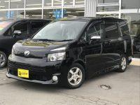トヨタ ヴォクシー ZSストリートビレット 4WD 80万円