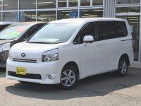 トヨタ ヴォクシー X 4WD 乗り出し55万円!