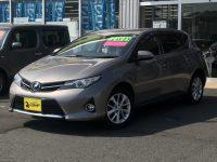 トヨタ オーリス X Sパッケージ 4WD 78万円