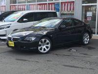 BMW 6シリーズ 645Ci 100万円