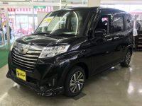 新車展示中!トヨタ ルーミー カスタムG 4WD ¥2,046,000