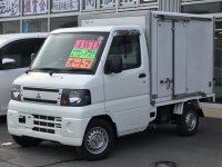 三菱 ミニキャブT 冷凍車 4WD 98万円