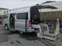 トヨタ ハイエースV ウェルキャブBタイプ 4WD 190万円