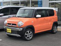 スズキ ハスラー G 4WD 118万円