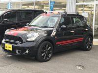 MINI クーパーS クロスオーバーオール4 4WD 160万円