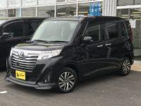 トヨタ ルーミー カスタムG 4WD 148万円