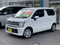 スズキ ワゴンR HYBRID FXセーフティーPKG 4WD 115万円