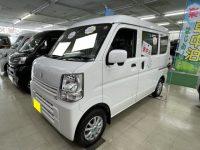 未使用車 スズキ エブリイV ジョインターボ 4WD 148万円