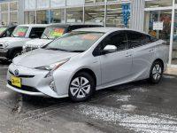 トヨタ プリウス Sセーフティプラス 4WD 180万円