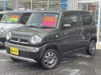 スズキ ハスラー G 4WD 60万円