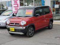 スズキ ハスラー Xターボ 4WD 90万円