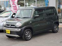スズキ ハスラー G 4WD 110万円