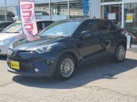 トヨタ CH-R 1.2G-T 4WD 215万円