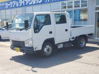 いすゞ エルフ Wキャブ 4WD 245万円